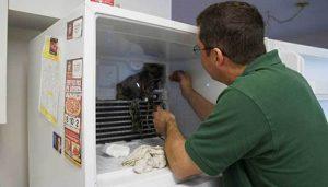 hình ảnh sửa tủ lạnh